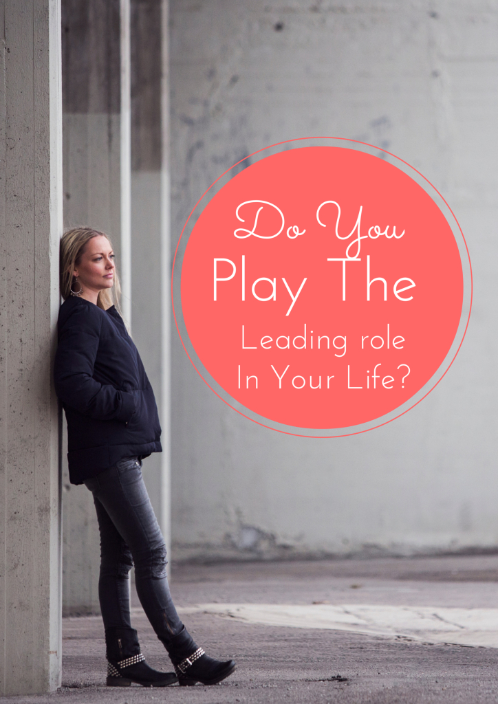 Play Your Card Right On Pinterest: Do You Play The Leading Role In Your Life?