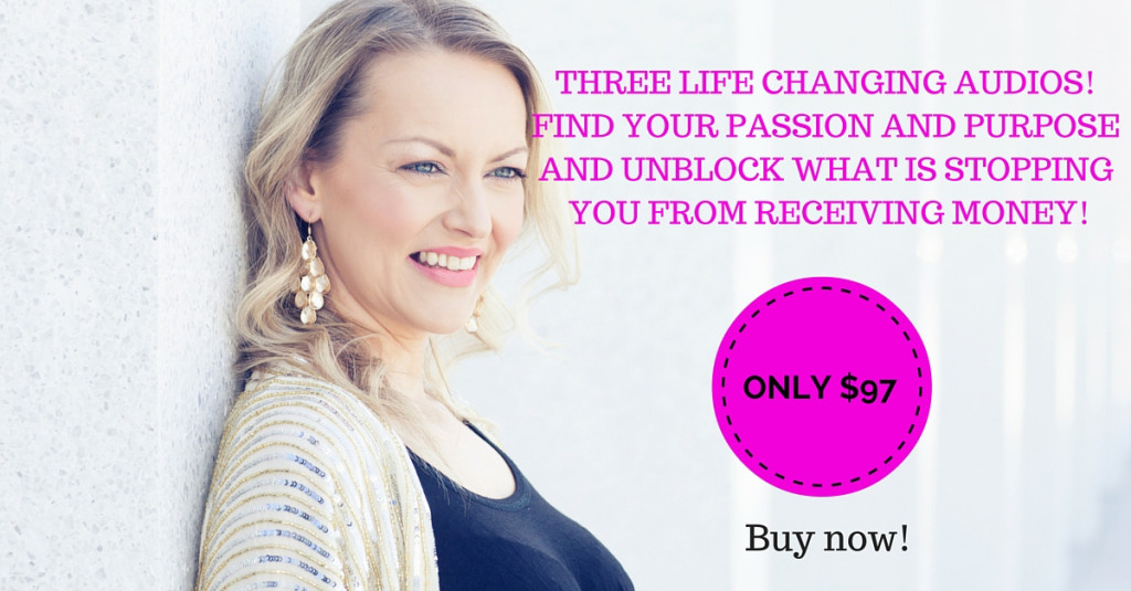 THREE LIFE CHANGING AUDIOS!FIND YOUR PASSION