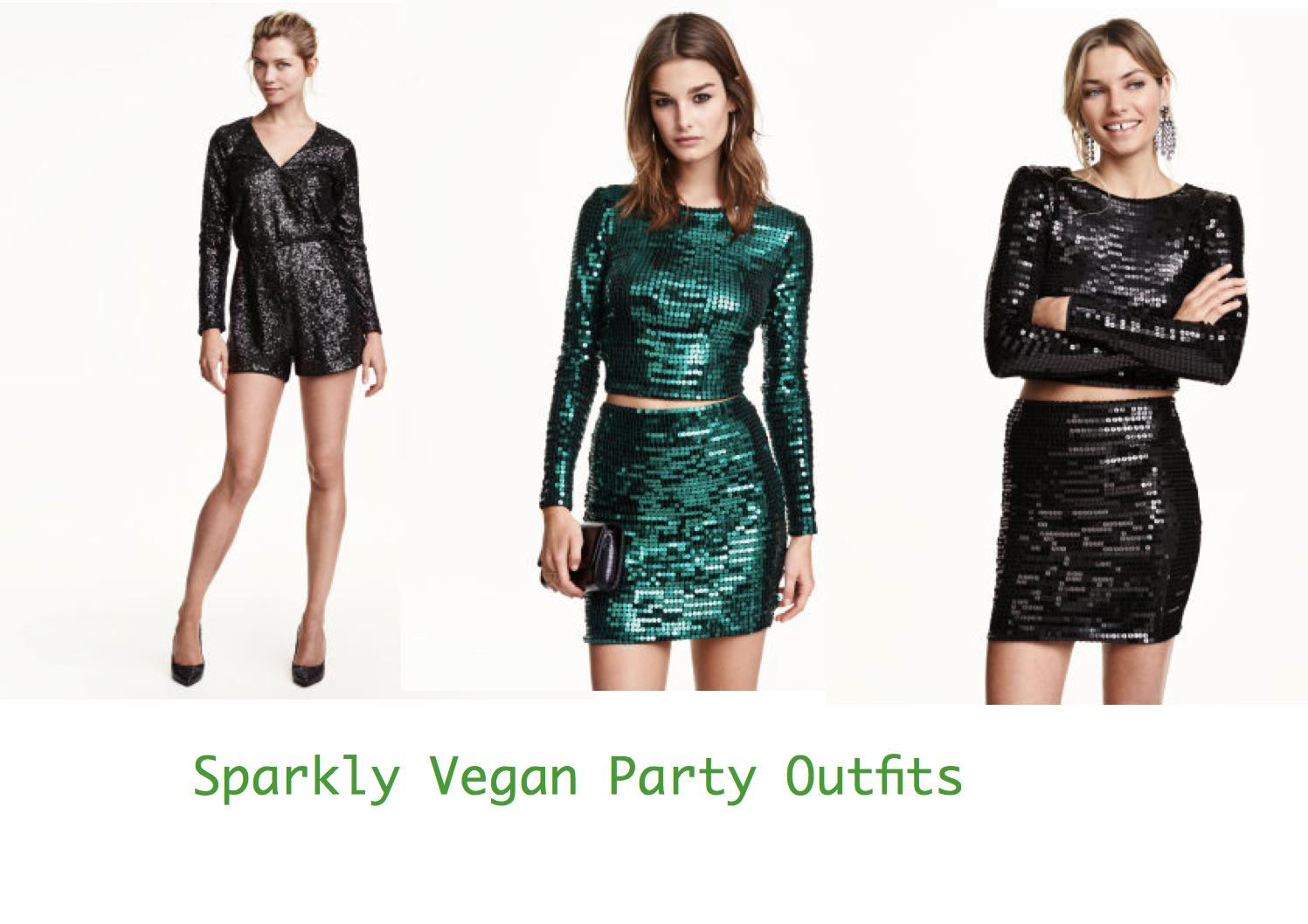 Vegan and Cruelty Free Party Outfits! - Camilla Kristiansen