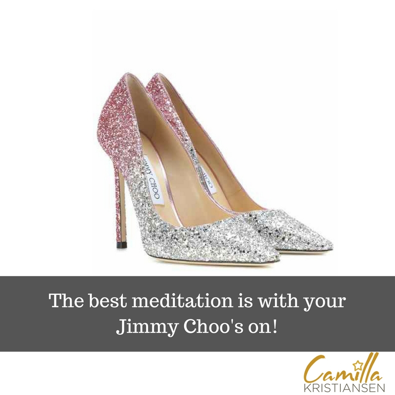 The best meditation is with your Jimmy